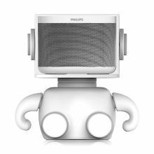 Philips 飞利浦 小飞音箱HiFi音响 AW6005(含支架) [白色]
