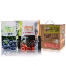 森林果园野生蓝莓/蔓越莓果干组合 来自大兴安岭的天然美果