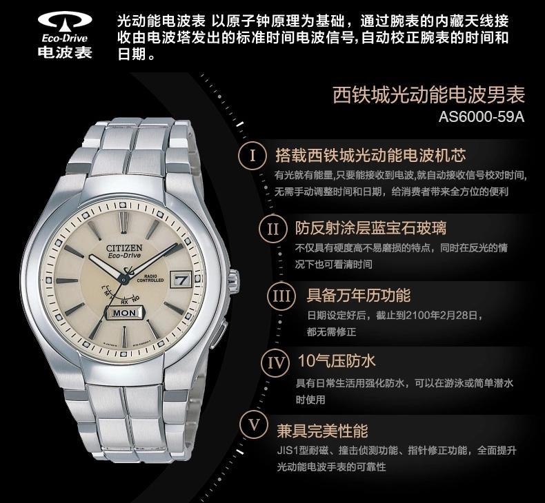 关于西铁城手表保修相关问题图片