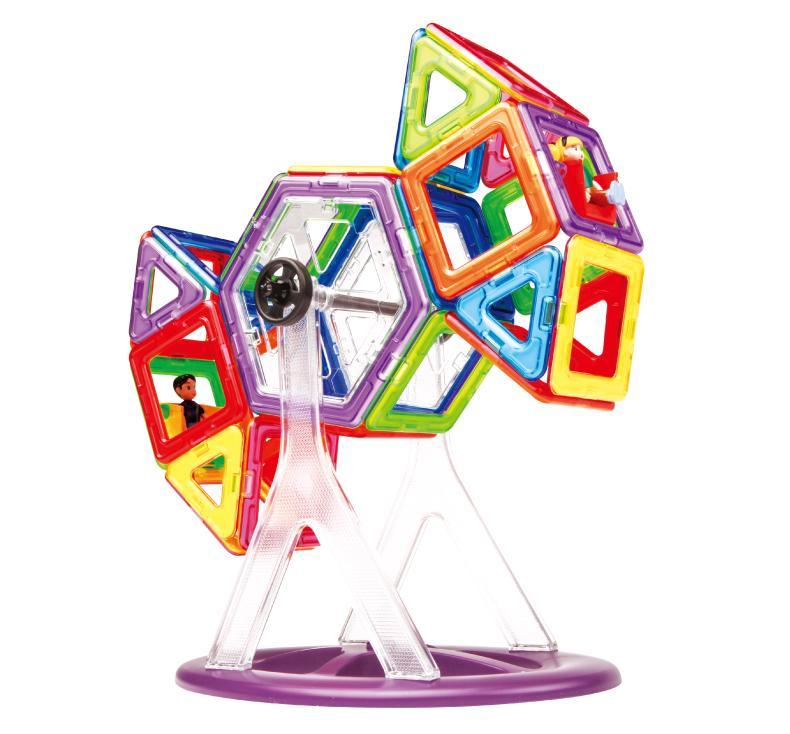 磁力积木儿童益智玩具磁力片