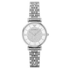 Armani阿玛尼手表满天星系列钢带欧美时尚商务石英女表 AR1925