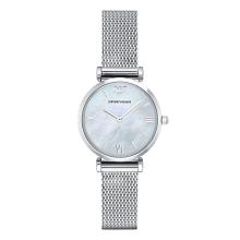 阿玛尼(ARMANI)手表时尚优雅女士石英表 AR1955