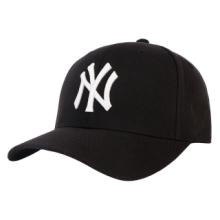 MLB美职棒棒球帽 黑色白标无侧标NY 32CP07711-50L