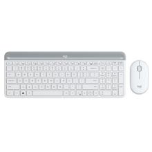 罗技Logitech MK470无线静音键鼠套装笔记本台式电脑键盘鼠标