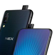vivo NEX 零界全面屏AI双摄手机 6GB+128GB 背部指纹 4G全网通 双卡双待