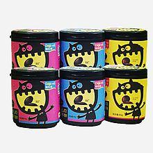 民商智惠 【工会】德佳维 儿童挚爱 百分之60纯可可脂巧克力礼盒 [6盒]